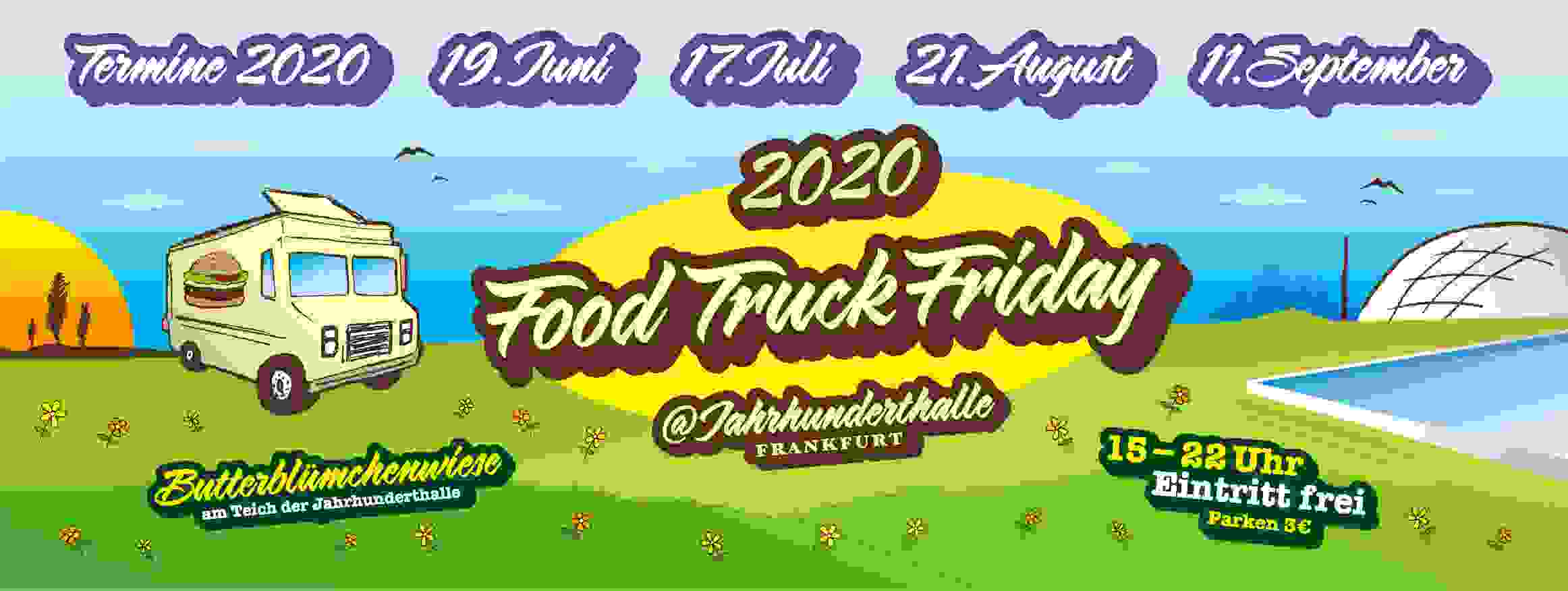 Food Truck Friday 2020