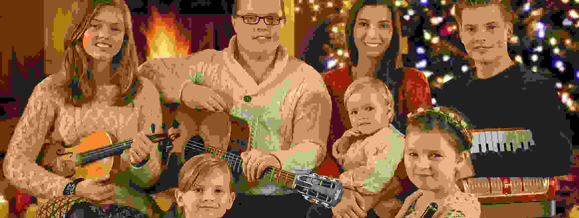 Angelo Kelly And Family Foto 01 Credit Angelo Kelly