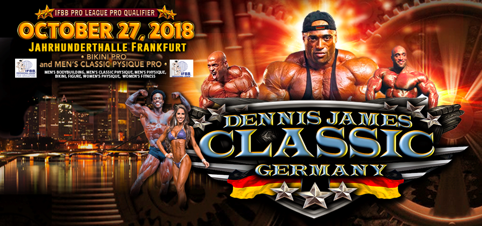 Dennis James Classic Banner